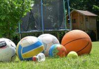 Ball- und Familienspiele