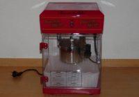 Popcornmaschine I