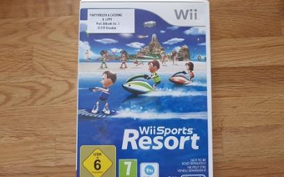 Wii Spiel 2