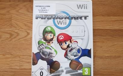 Wii Spiel 4