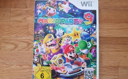 Wii Spiel 5