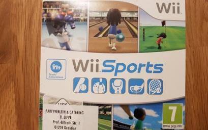 Wii Spiel 8