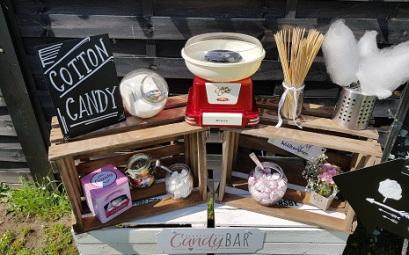 Cotton Candybar