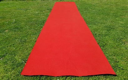 Roter Teppich